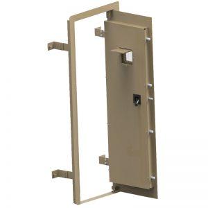 Anti Bandit Magnetic Locking Medium Risk Doors Image